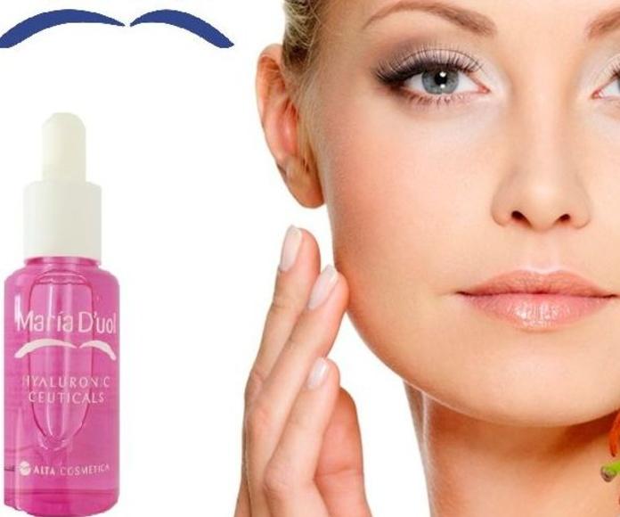Tratamiento facial 100% Ácido Hyalurónico