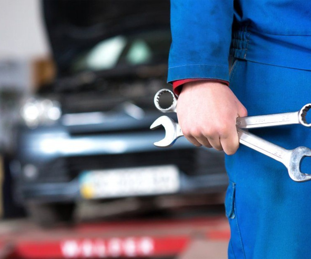 Reparaciones y coches de sustitución