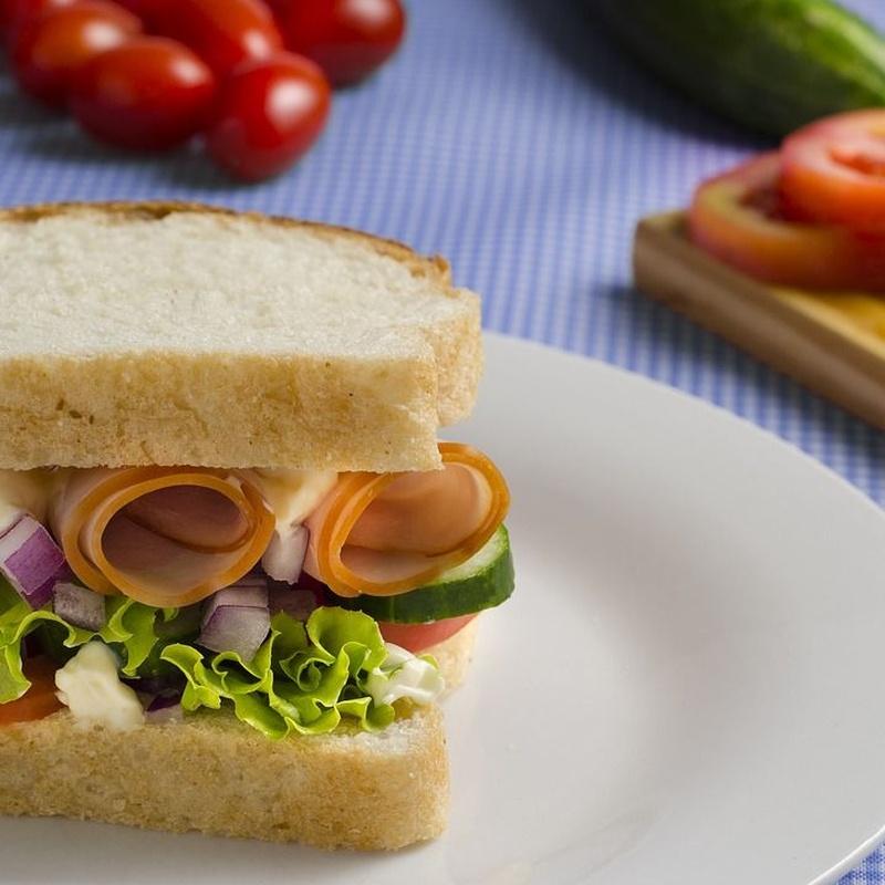 Sándwiches y hamburguesas: Carta de Restaurante Bonavida