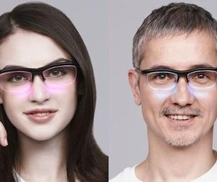 Tecnología y gafas