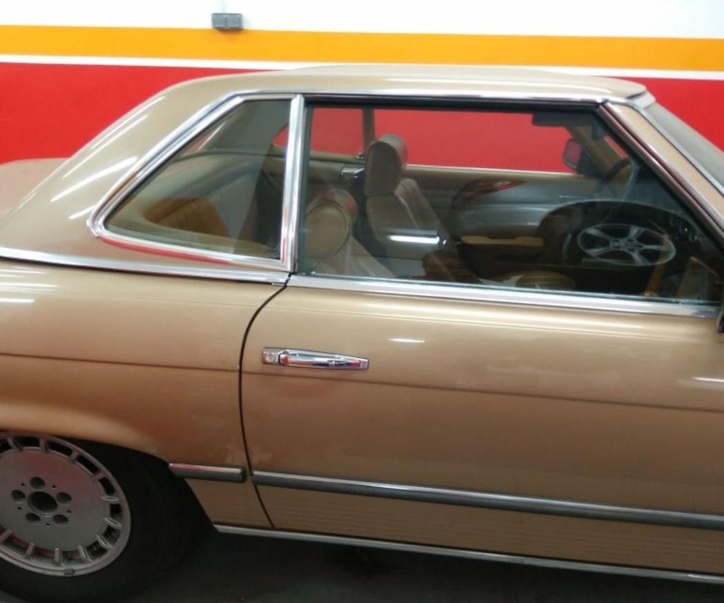 La restauración de coches clásicos