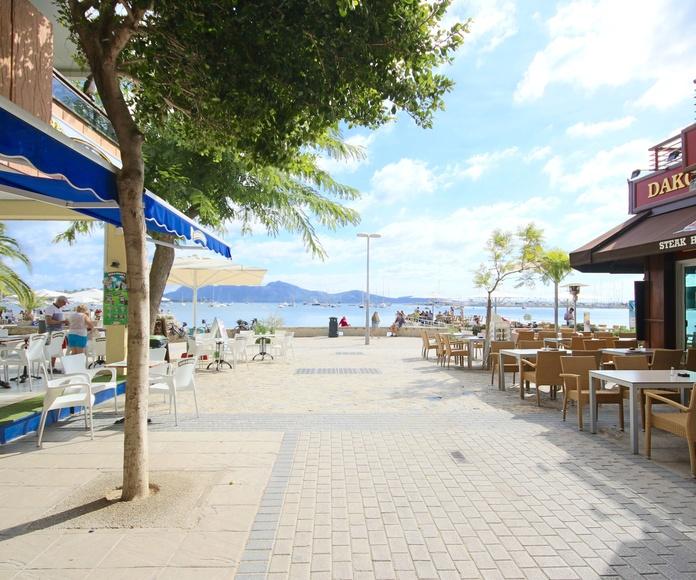 Gran apartamento en venta Puerto Pollensa: Propiedades en Venta de Prime Mallorca Properties