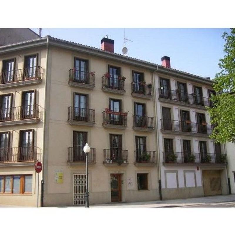 9 viviendas en C/ Eguzkitzaldea Nº 12 y 10, Irun: TRABAJOS REALIZADOS de Construcciones y Promociones Grobas Agudo, S.L.