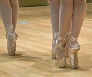 Zapatillas de punta: lo que no sabias