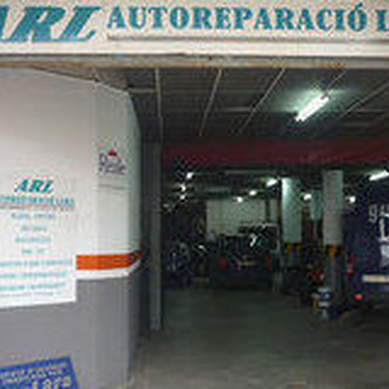 Mecánica: Servicios de Autoreparació Lara