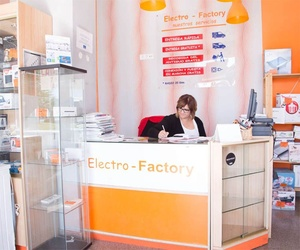 Interior de nuestra tienda de electrodomésticos en Cuenca