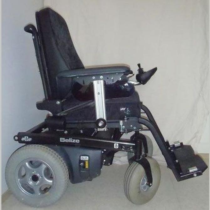 Las ventajas de las sillas de ruedas eléctricas