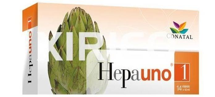 Hepauno: Productos de Herbodietética Artemisa
