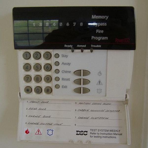 Consejos para elegir una alarma para nuestra casa