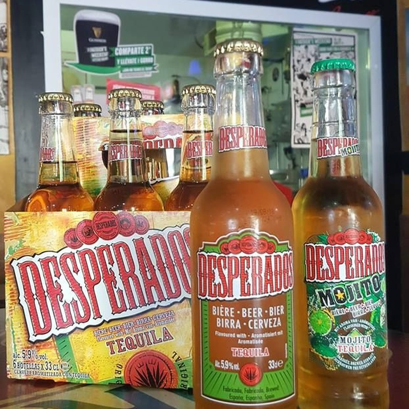 Cervecería internacional: Products de Cervecería Tira la Cana