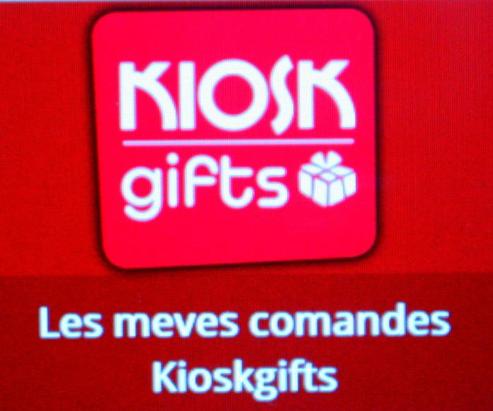 Kiosk Gifts