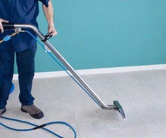 Limpiezas de fin de obra: Nuestros Servicios de Crisan Limpiezas