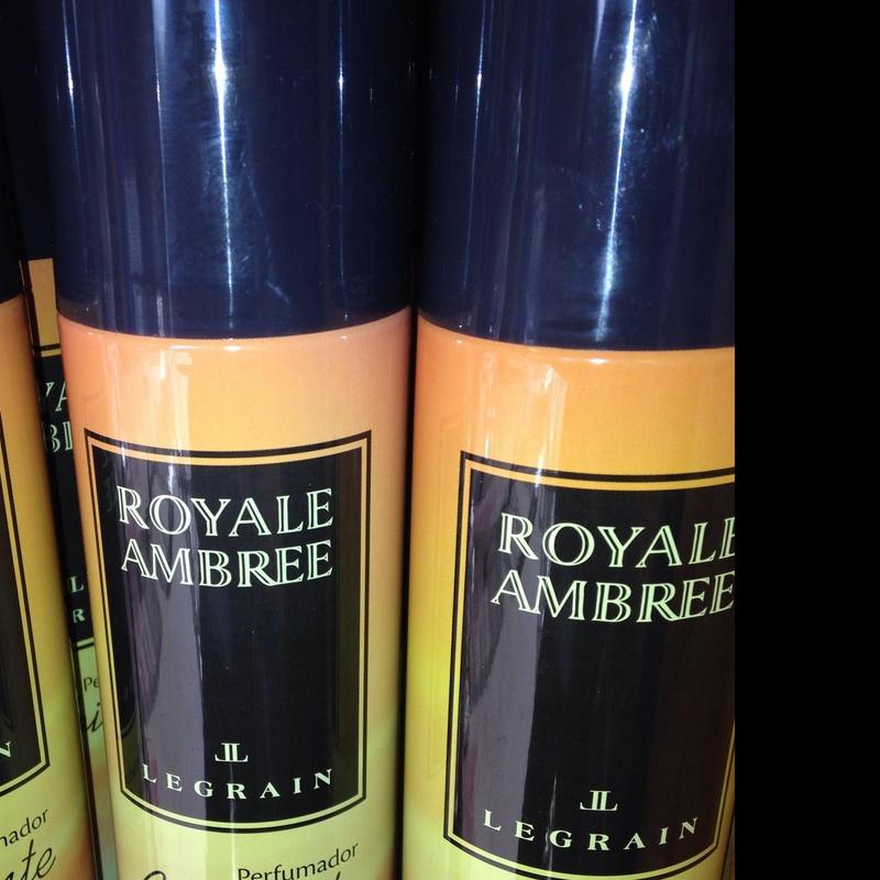 Ambientador Royal