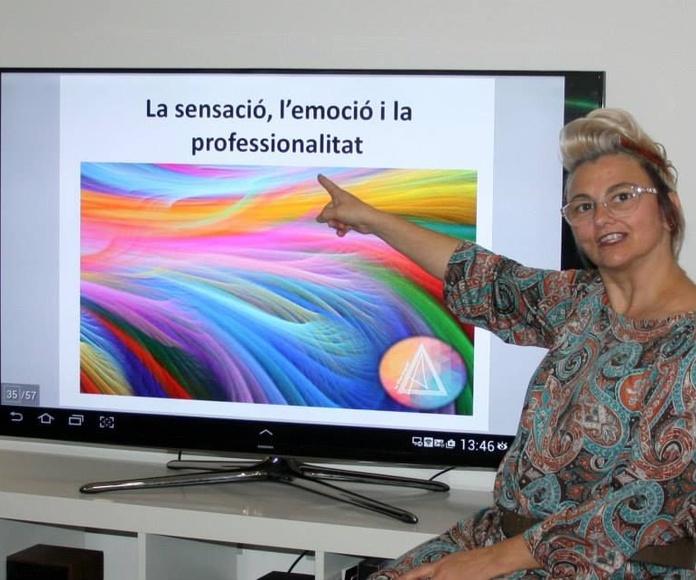 Métodos de enseñanza: Servicios de Pilar Auguet