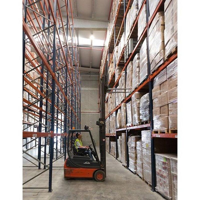 Manipulació i emmagatzemament de mercaderies: Serveis de Mascotrans Logístics