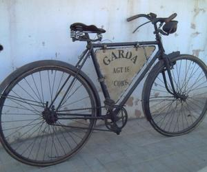 Restauración íntegra de bici de barilla de 1950 (antes)