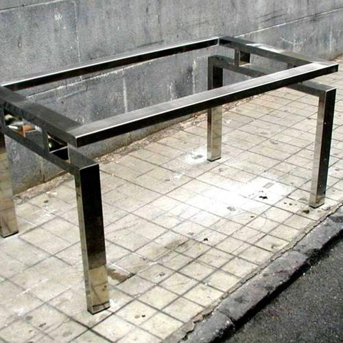 Carpintería metálica en forja modular
