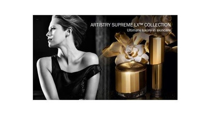 ARTISTRY SUPREME LX COLLECTION }}