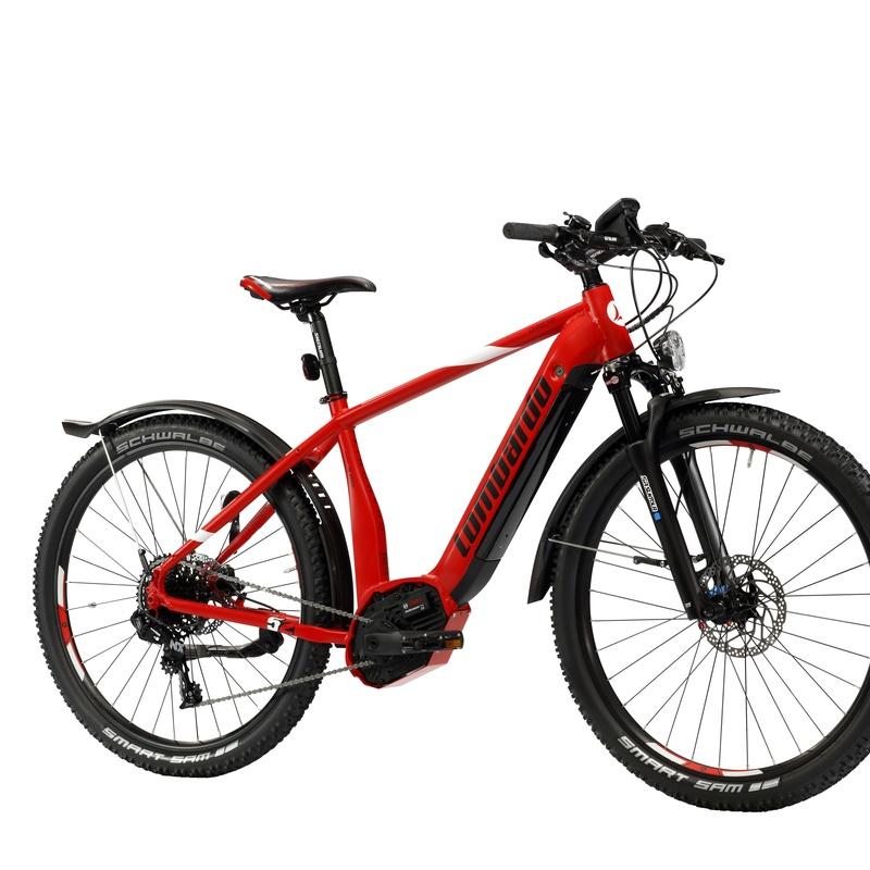LOMBARDO CHAMONIX CITY:  de E-Bike Guadarrama