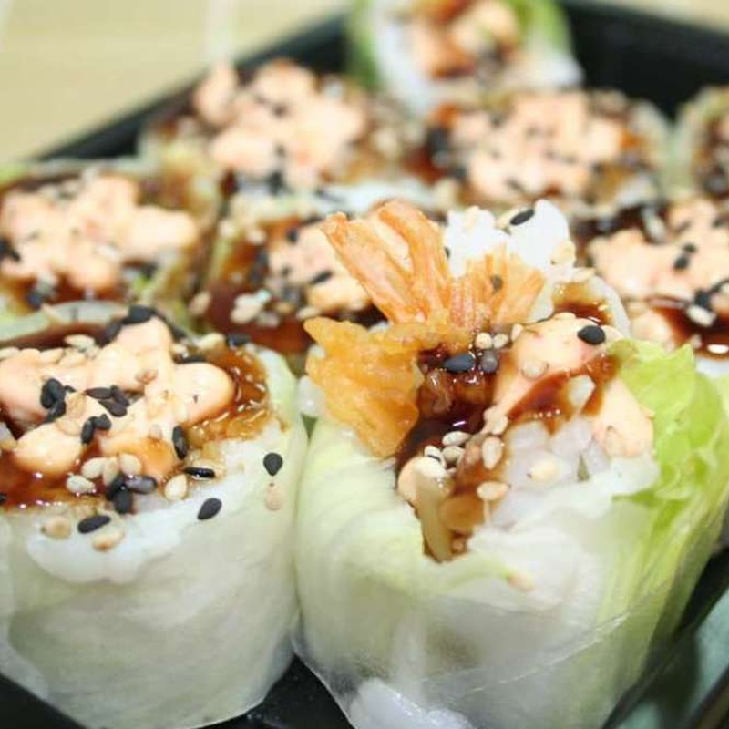Tempura: Especialidades y menús de Sushikai Tarraco