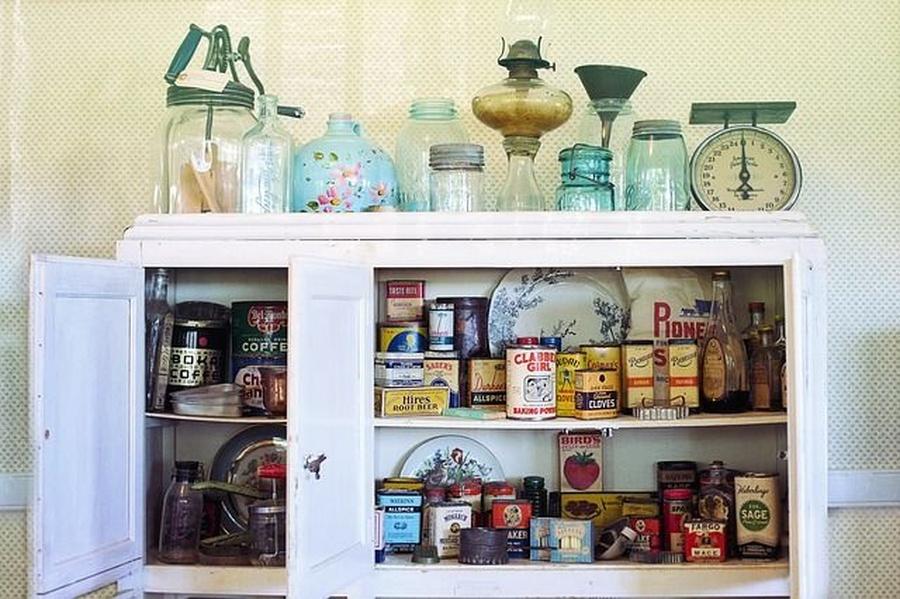 Ideas para darle a tu cocina un aire vintage