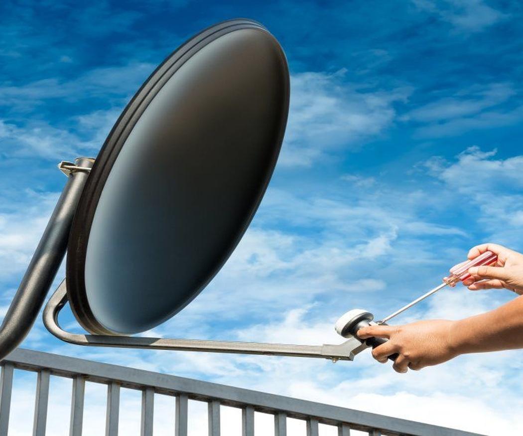 Requisitos para instalar una antena parabólica