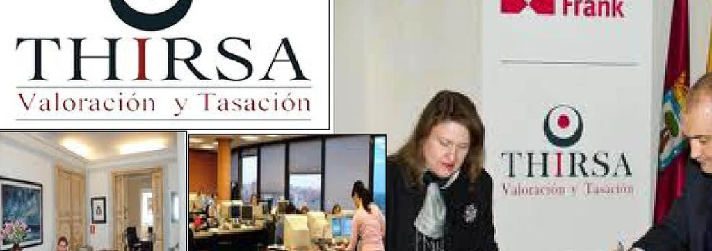 Empresas de tasaciones en Madrid centro | Thirsa