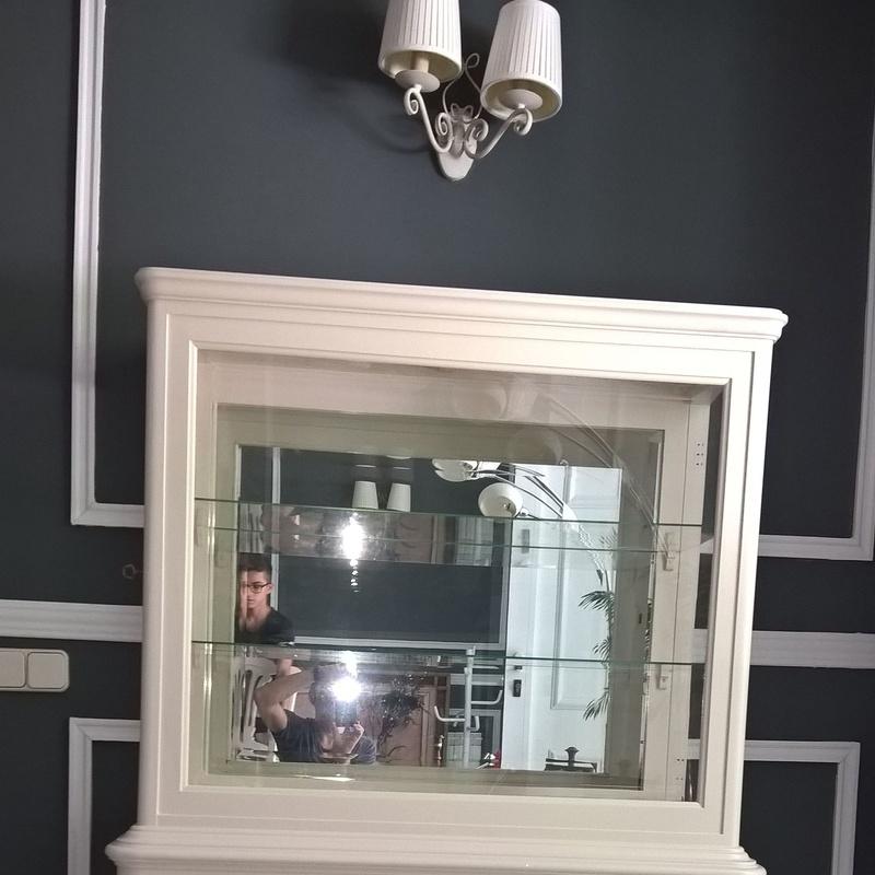 Lacado de vitrina