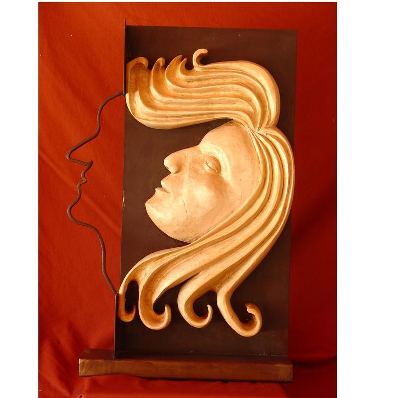 Ensoñación: Esculturas de Antonia Dávalos