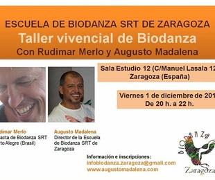 Taller vivencial 'La Biodanza'