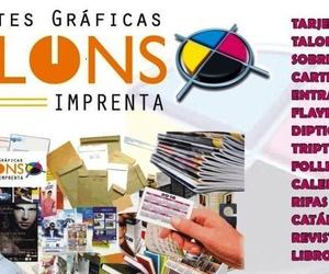 Galería de Imprentas en Ames | Artes Gráficas Alonso