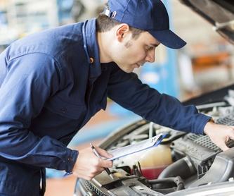 Mecánica general: Servicios de Taller Castilla