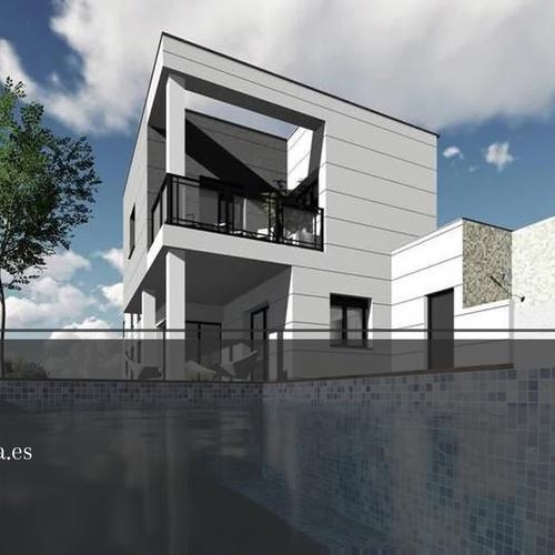 Construcción de chalets en Pozuelo de Alarcón | Proyectos y Obras Diarsa
