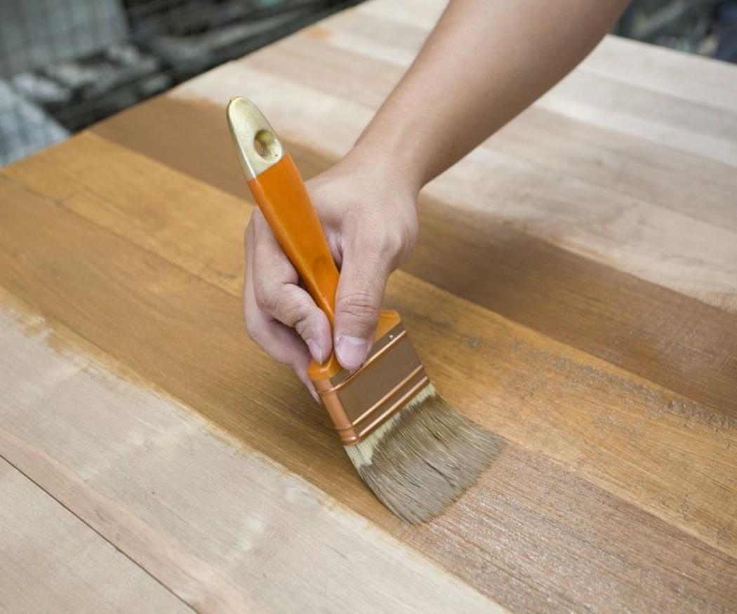 Cómo afecta el sol a la madera