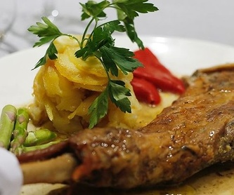 POSTRES CASEROS: Oferta Gastronómica de Gastrobar/Restaurante Los Molinos