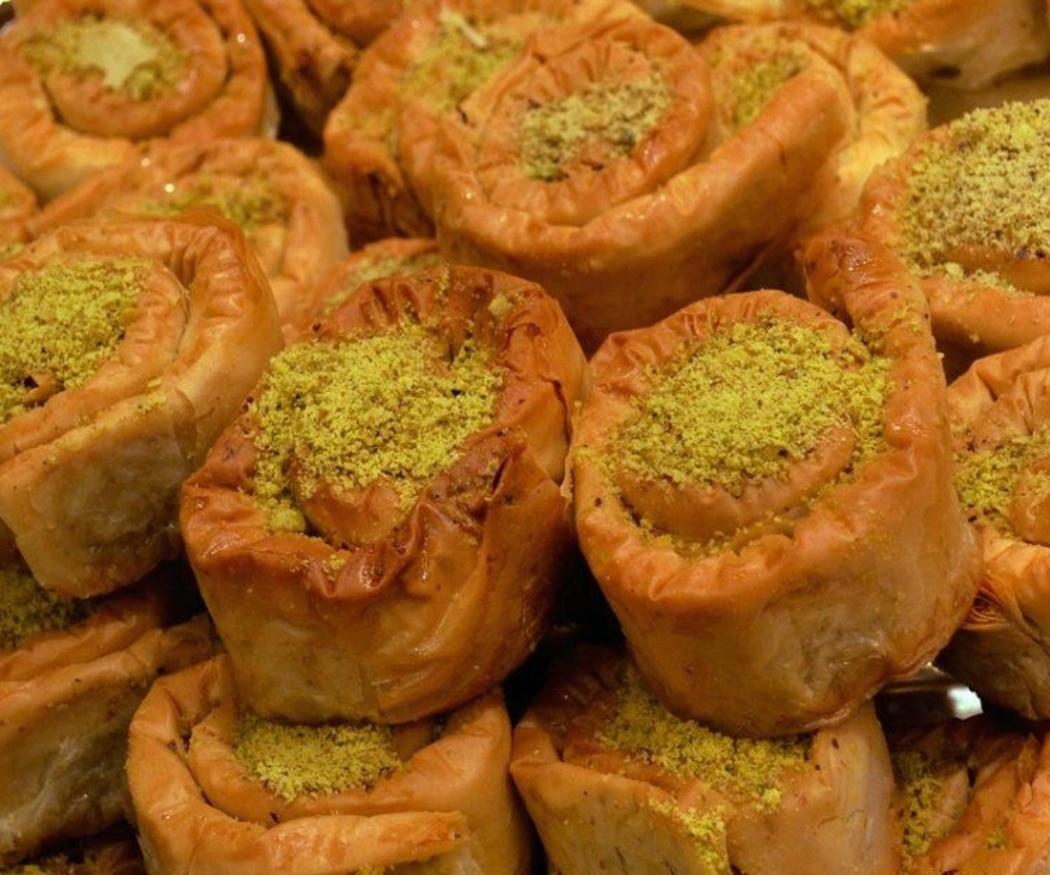 Características de la repostería árabe