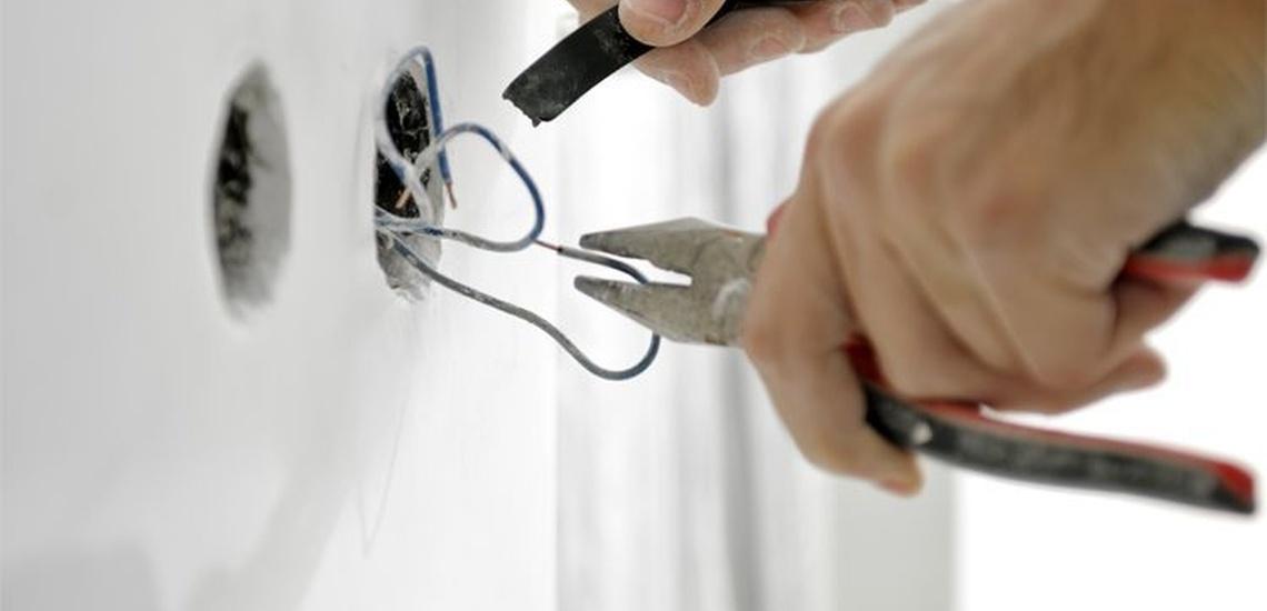Reparación de averías eléctricas en Zaragoza