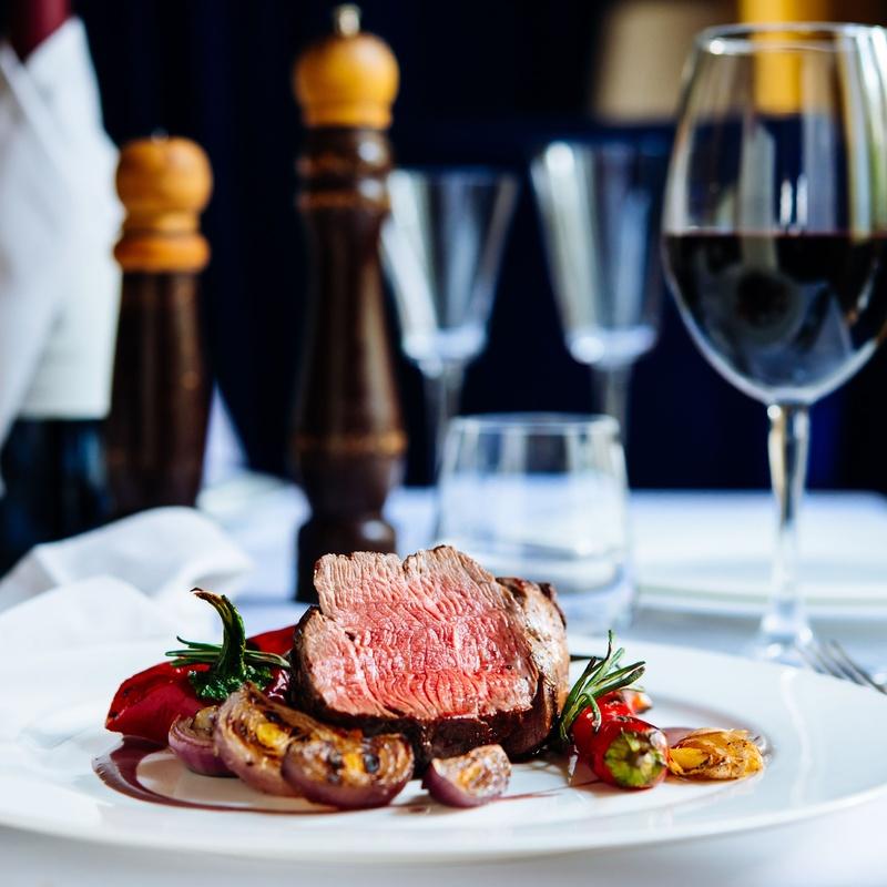 Carnes | Meat | Fleisch: Carta de Restaurante La Tasca