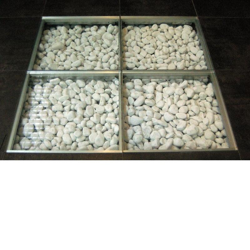 Suelo de cristal: Catálogo de Cristalería Múgica