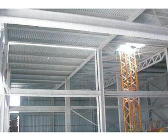 Aislamientos acústicos : Productos y Servicios de Isospray Levante