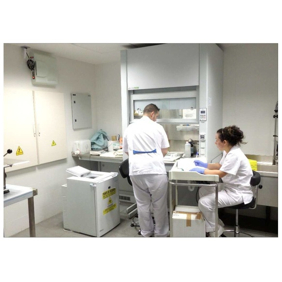 Creación de espacios libres de patógenos