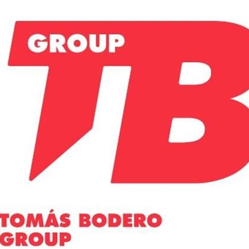 Tomás Bodero: Productos y Servicios de Suministros Industriales Landaburu S.L.