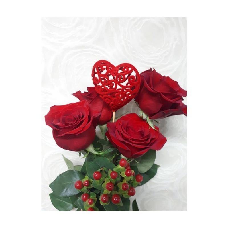 San Valentín: Catálogo de Flores Maranta