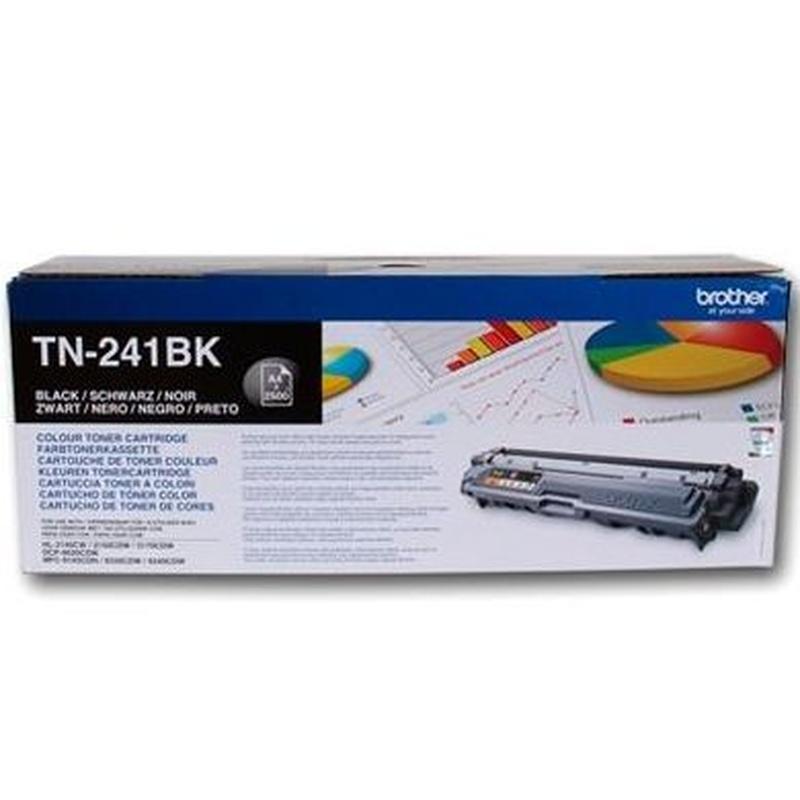 BROTHER TN241BK Tóner Negro HL-3170CDW: Productos y Servicios de Stylepc