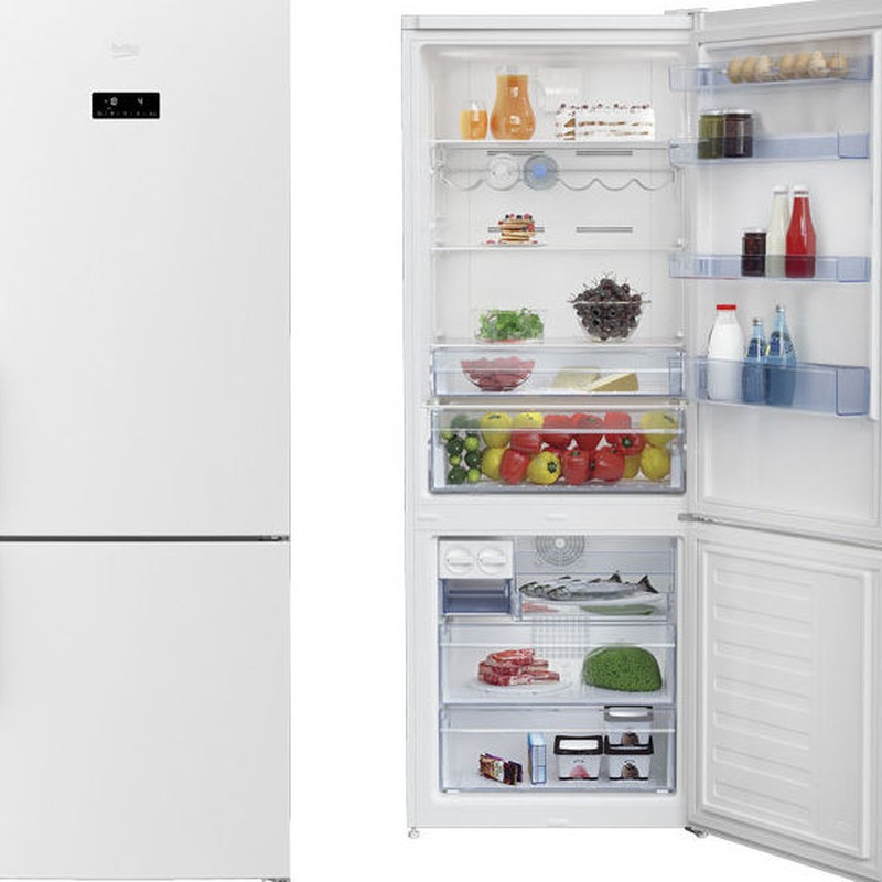 Combi Beko RCNE520E31W No Frost 1.92x70cm clase A++ ---620€: Productos y Ofertas de Don Electrodomésticos Tienda online