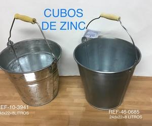 CUBOS CINC ASA MADERA EN MADRID