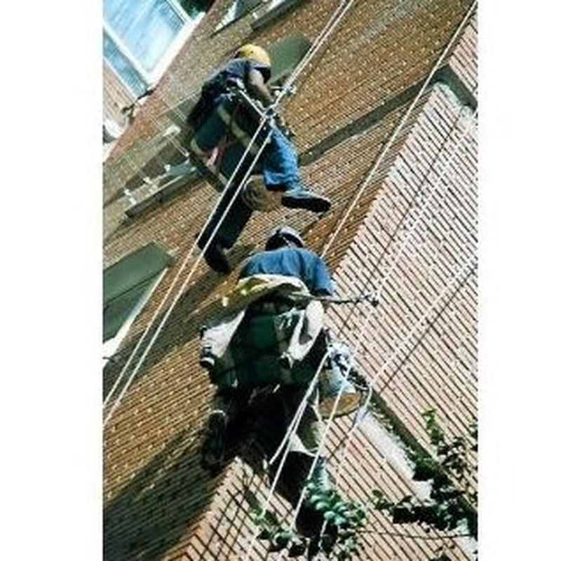 Trabajos verticales: Servicios de Convasa Simón, S. L.