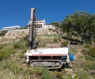 Estabilidad de taludes: Servicios de G2 Estudis Geotecnics