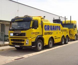 Grúas para industriales (camiones, plataformas y autobuses)