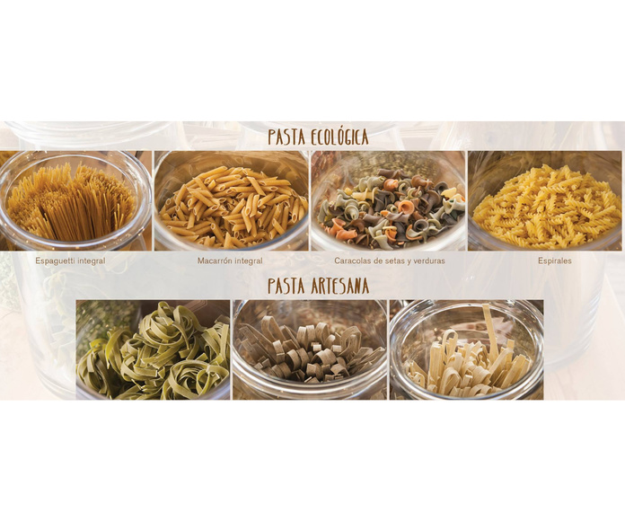 Pasta ecológica y artesana: Productos de Sin Huella